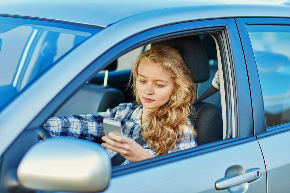 Florida Ban on Texting While Driving Law, Texting And ...