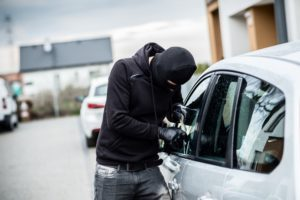What does burglary of a conveyance mean
